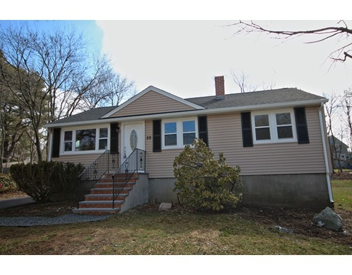 Casa Unifamiliar por un Venta en 56 Weston Avenue 56 Weston Avenue Holbrook, Massachusetts 02343 Estados Unidos