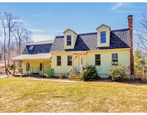 独户住宅 为 销售 在 1 Hayes Pond Circle 1 Hayes Pond Circle Charlton, 马萨诸塞州 01507 美国