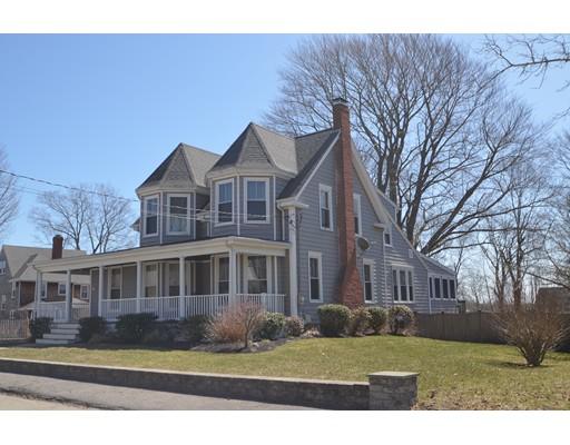 Casa Unifamiliar por un Venta en 20 Payson Avenue 20 Payson Avenue Rockland, Massachusetts 02370 Estados Unidos