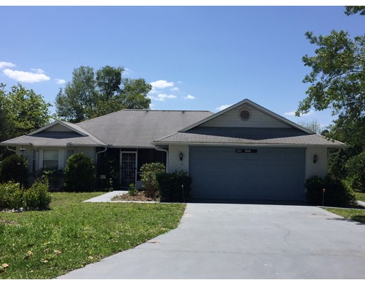 Single Family Home for Sale at 3884 N. Blazingstar Way 3884 N. Blazingstar Way Beverly Hills, Florida 34465 United States