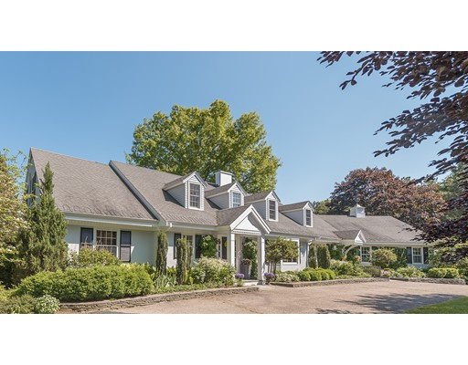 Single Family Home for Sale at 232 Larch Row 232 Larch Row Wenham, Massachusetts 01984 United States
