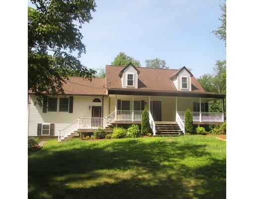 独户住宅 为 销售 在 14 Bigelow Road 14 Bigelow Road Rutland, 马萨诸塞州 01543 美国
