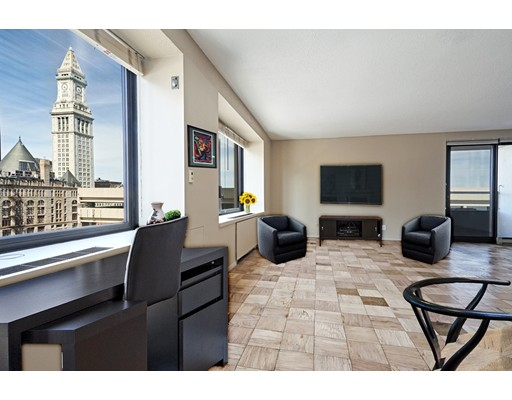 Picture 2 of 65 E India Row Unit 8b Boston Ma 2 Bedroom Condo