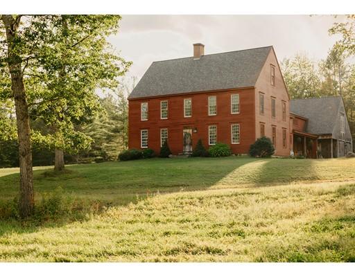 Частный односемейный дом для того Продажа на 3518 Greenwich Road 3518 Greenwich Road Hardwick, Массачусетс 01037 Соединенные Штаты