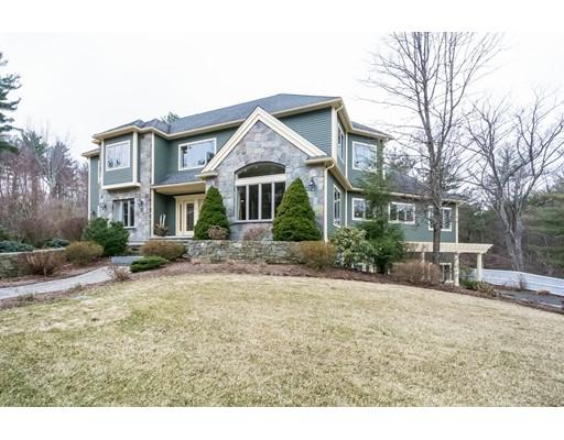 独户住宅 为 销售 在 20 Stone Meadow Farm Drive 20 Stone Meadow Farm Drive 什鲁斯伯里, 马萨诸塞州 01545 美国