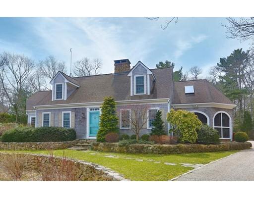 Maison unifamiliale pour l Vente à 64 Indian Cove Road 64 Indian Cove Road Marion, Massachusetts 02738 États-Unis