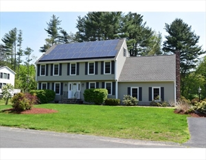38 Cox Lane  is a similar property to 7 Ashley Lane  Methuen Ma