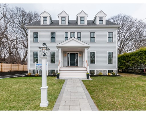 Picture 2 of 126 Stanley Rd  Newton Ma 5 Bedroom Single Family