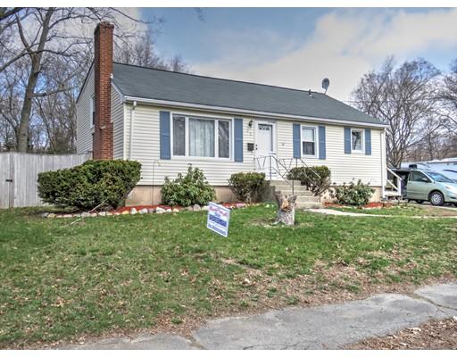 Частный односемейный дом для того Продажа на 25 Oliver Street 25 Oliver Street Avon, Массачусетс 02322 Соединенные Штаты