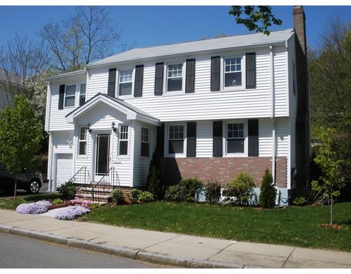 Tek Ailelik Ev için Satış at 69 Buchanan Road 69 Buchanan Road Boston, Massachusetts 02132 Amerika Birleşik Devletleri