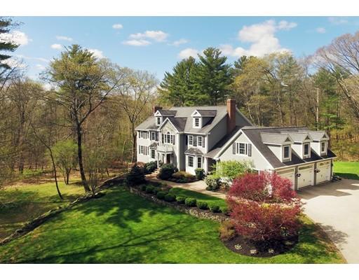 Maison unifamiliale pour l Vente à 104 North Street 104 North Street Topsfield, Massachusetts 01983 États-Unis