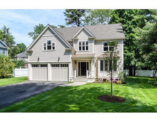 Picture 1 of 19 Garrison  Wellesley Ma  5 Bedroom Single Family#