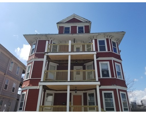 7 Wilmore street, Boston, MA 02126