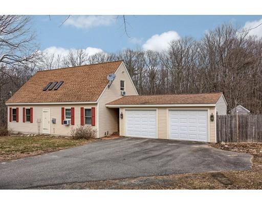 واحد منزل الأسرة للـ Sale في 50 Baldwinville Road 50 Baldwinville Road Phillipston, Massachusetts 01331 United States