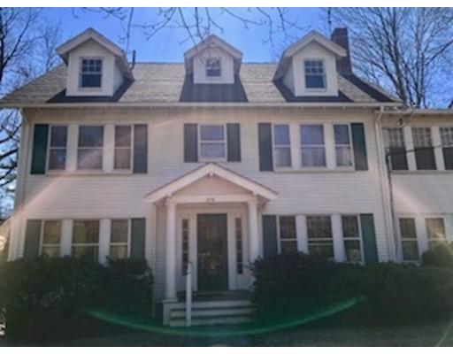 Apartamento por un Alquiler en 276 Mill #2 276 Mill #2 Newton, Massachusetts 02460 Estados Unidos