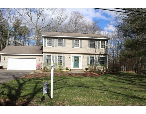 Single Family Home for Sale at 160 Cook Road 160 Cook Road Tolland, Connecticut 06084 United States