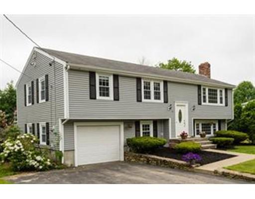 Casa Unifamiliar por un Venta en 55 Green Acres Drive 55 Green Acres Drive Whitman, Massachusetts 02382 Estados Unidos
