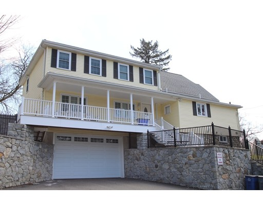 Picture 1 of 10 Central St  Saugus Ma  5 Bedroom Single Family#