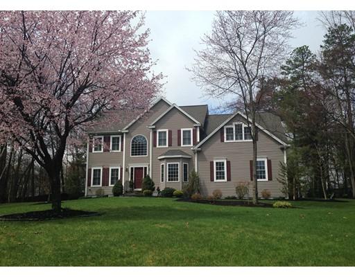 Maison unifamiliale pour l Vente à 114 Grant Way 114 Grant Way Lancaster, Massachusetts 01523 États-Unis