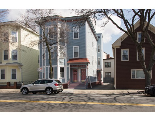 Picture 1 of 79 Hampshire St Unit 1 Cambridge Ma  2 Bedroom Condo#