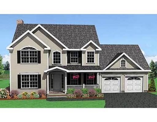 Частный односемейный дом для того Продажа на Old Sawmill Road Old Sawmill Road Belchertown, Массачусетс 01007 Соединенные Штаты