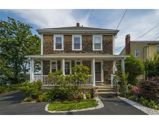 Picture 2 of 206 Manet Ave  Quincy Ma 4 Bedroom Single Family