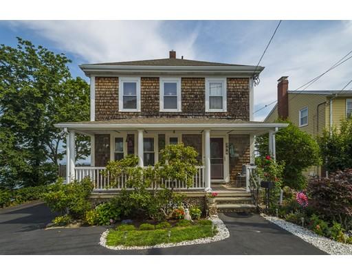 واحد منزل الأسرة للـ Sale في 206 Manet Avenue 206 Manet Avenue Quincy, Massachusetts 02169 United States