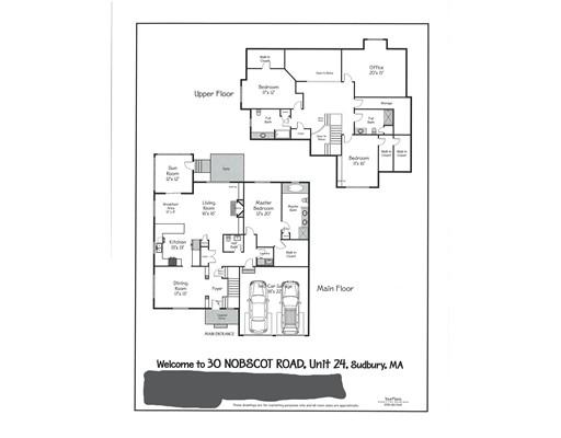30 Nobscot Road 24, Sudbury, MA, 01776