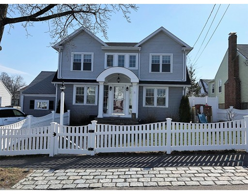 Picture 1 of 158 Standish Rd  Quincy Ma  3 Bedroom Single Family#