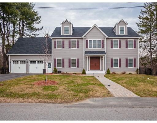 واحد منزل الأسرة للـ Rent في 17 Justin Street 17 Justin Street Lexington, Massachusetts 02420 United States