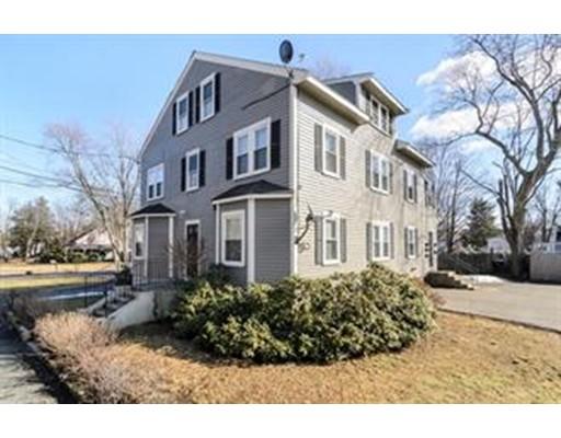 Casa Unifamiliar por un Alquiler en 1351 Concord Street 1351 Concord Street Framingham, Massachusetts 01701 Estados Unidos