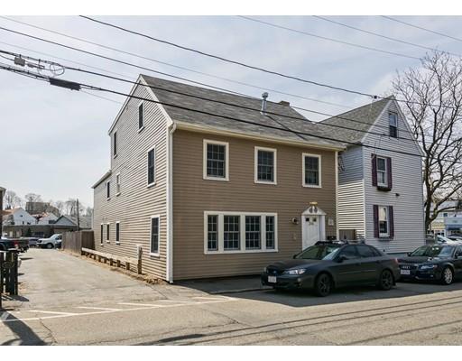 Multi-Family Home for Sale at 234 WASHINGTON Street 234 WASHINGTON Street Marblehead, Massachusetts 01945 United States