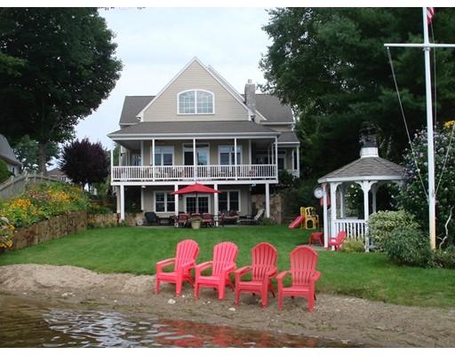 独户住宅 为 销售 在 47 Bates Point Road 47 Bates Point Road Webster, 马萨诸塞州 01570 美国