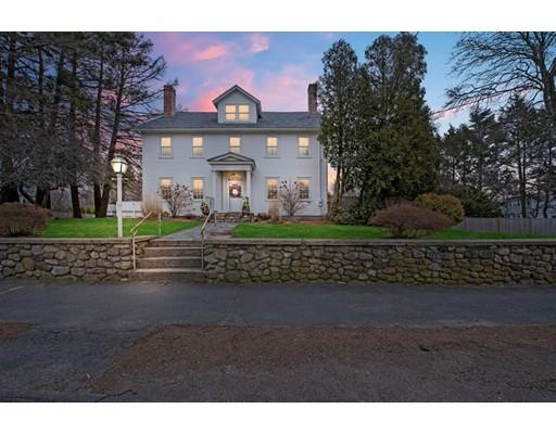 Частный односемейный дом для того Продажа на 127 Locust Street 127 Locust Street Danvers, Массачусетс 01923 Соединенные Штаты