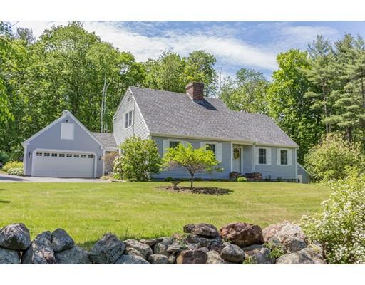 Частный односемейный дом для того Продажа на 350 Benjamin Street 350 Benjamin Street Winchendon, Массачусетс 01475 Соединенные Штаты