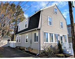 16 Roosevelt Ave  is a similar property to 5 Jasper St  Beverly Ma