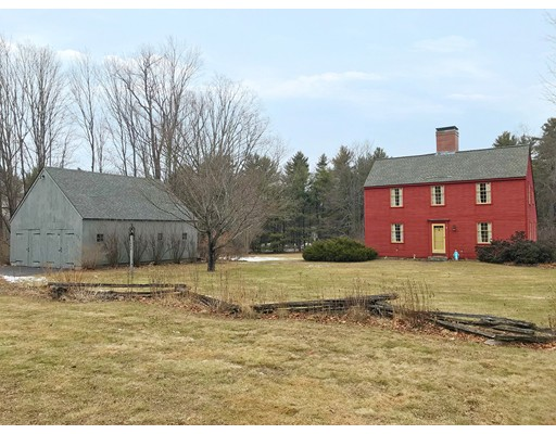 Single Family Home for Sale at 1023 Partridgeville Road 1023 Partridgeville Road Athol, Massachusetts 01331 United States