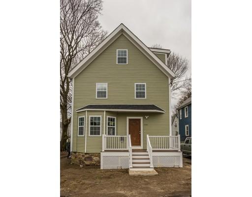 Maison unifamiliale pour l Vente à 603 Lincoln Avenue 603 Lincoln Avenue Saugus, Massachusetts 01906 États-Unis