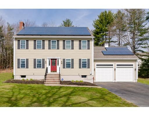 Casa Unifamiliar por un Venta en 16 Henning Drive 16 Henning Drive Whitman, Massachusetts 02382 Estados Unidos