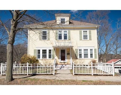 Maison unifamiliale pour l Vente à 23 Holland Road 23 Holland Road Melrose, Massachusetts 02176 États-Unis