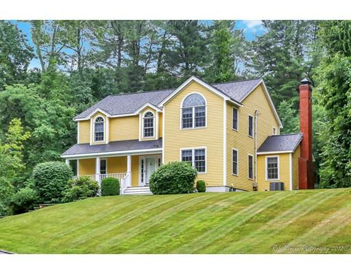 Maison unifamiliale pour l Vente à 85 Ipswich Road 85 Ipswich Road Topsfield, Massachusetts 01983 États-Unis