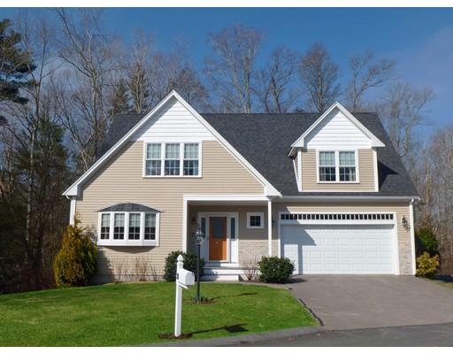 Casa Unifamiliar por un Venta en 40 Midfield Drive 40 Midfield Drive Rockland, Massachusetts 02370 Estados Unidos