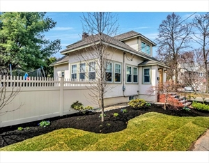8 Meredith Avenue  is a similar property to 38 Tennyson Rd  Newton Ma