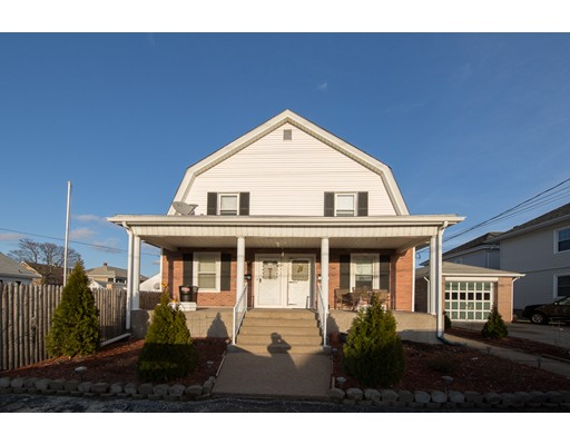 多户住宅 为 销售 在 55 Rosemont Avenue 55 Rosemont Avenue Pawtucket, 罗得岛 02861 美国