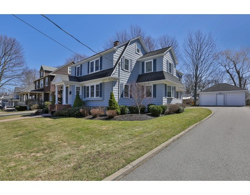Casa Unifamiliar por un Venta en 110 Prescott Street 110 Prescott Street Reading, Massachusetts 01867 Estados Unidos