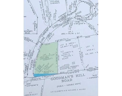 64 Goodman's Hill Rd, Sudbury, MA, 01776