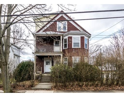 Многосемейный дом для того Продажа на 235 Robbins Street 235 Robbins Street Waltham, Массачусетс 02453 Соединенные Штаты