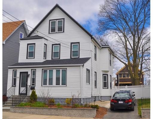 独户住宅 为 销售 在 36 Joseph Street 36 Joseph Street 梅福德, 马萨诸塞州 02155 美国