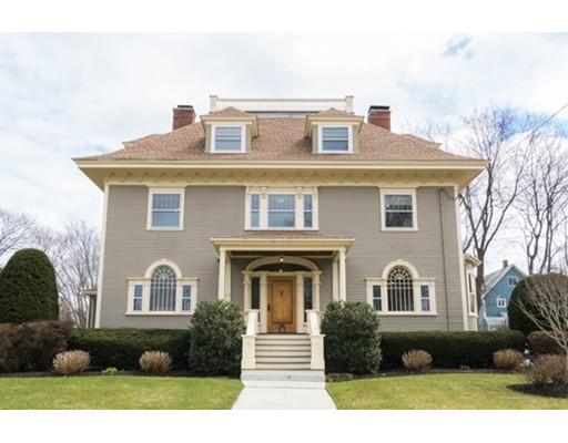 Maison unifamiliale pour l Vente à 27 Lincoln Street 27 Lincoln Street Melrose, Massachusetts 02176 États-Unis