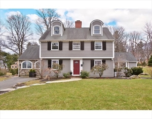 4 Worthen Rd  is a similar property to 7 Canterbury Rd  Winchester Ma